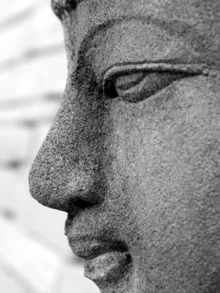 Statue Photograph - Buddha Statue by Natilady C.
