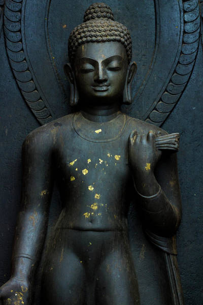 Statue Photograph - Buddha Statue by Picturegarden