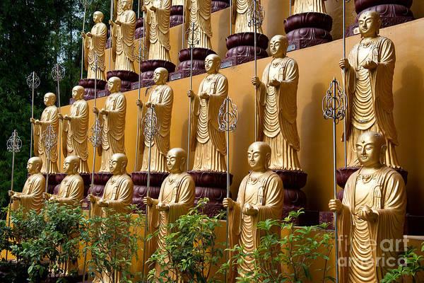 Photograph - Buddhism  by Yew Kwang