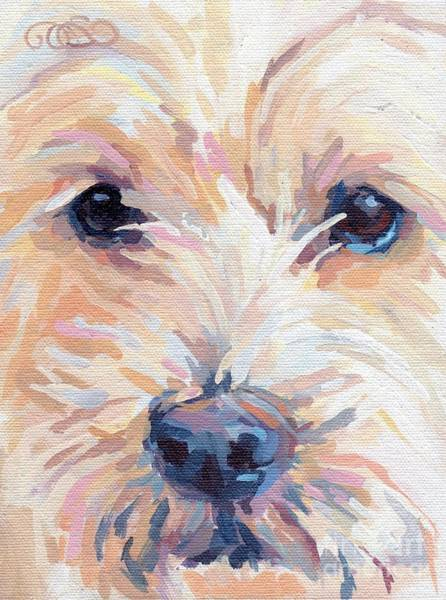 Wall Art - Painting - Buddy by Kimberly Santini