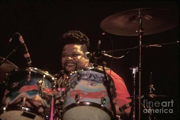 Jimi Hendrix Photograph - Buddy Miles by Concert Photos