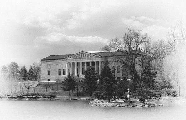 Delaware Park Wall Art - Photograph - Buffalo History Museum 2 by Peter Chilelli