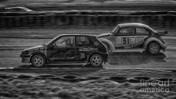 Rally Wall Art - Photograph - Bug Power by Nigel Jones