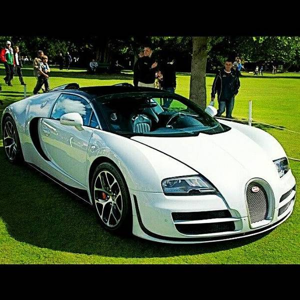 Bugatti Photograph - #bugatti #chills #auto #expo #uk by Chill Meister