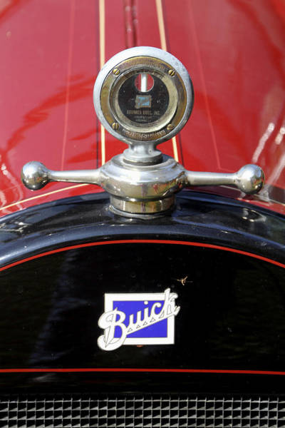 Photograph - Buick by Bob Slitzan