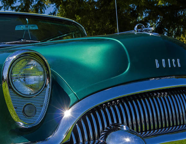 Photograph - Buick Classic Beauty by Jordan Blackstone