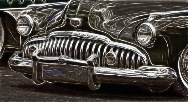 Photograph - Buick Eight 1 by Wes and Dotty Weber