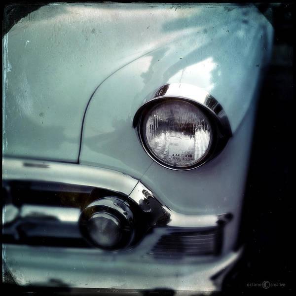 Photograph - Buick Eye by Tim Nyberg