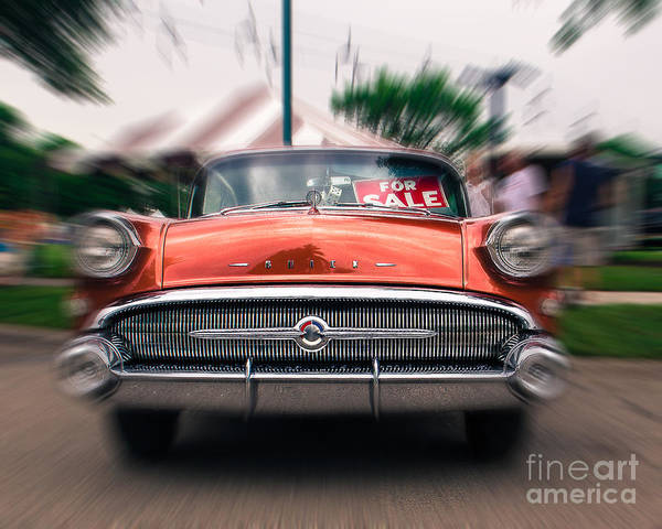 Wall Art - Photograph - Buick For Sale by Perry Webster