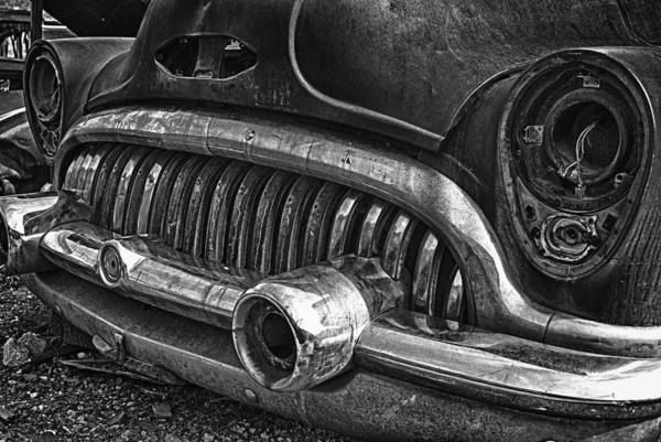 Photograph - Buick by Ghostwinds Photography