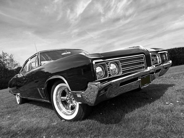 Photograph - Buick Wildcat 1968 by Gill Billington