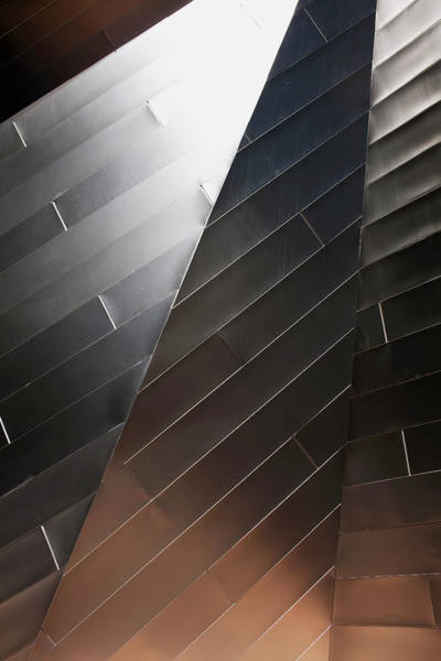 Wall Art - Photograph - Building Abstract Showing Different by Ian Ludwig