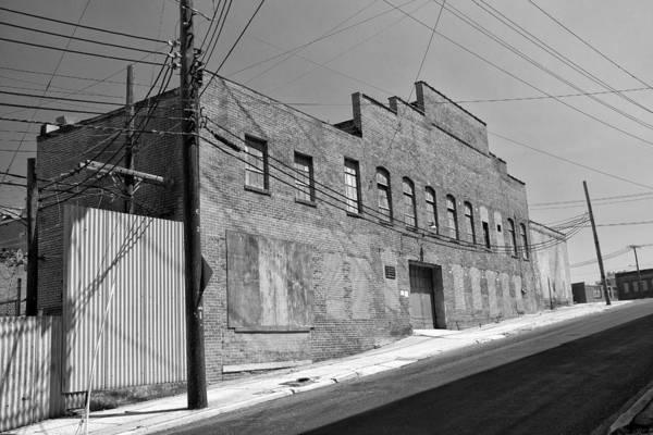 Photograph - Building On A Slant by Patrick M Lynch
