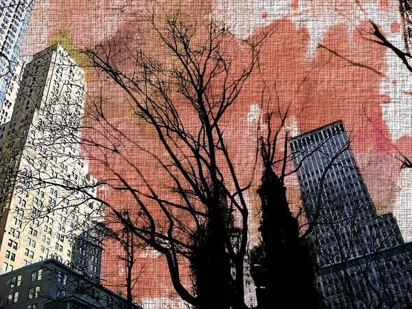 Photograph - Ny City Buildings 1y by Carlos Diaz