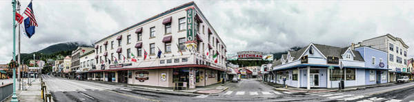 Ketchikan Photograph - Buildings In A City, Ketchikan by Panoramic Images
