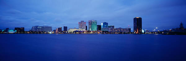 Norfolk Virginia Wall Art - Photograph - Buildings On The Waterfront, Norfolk by Panoramic Images