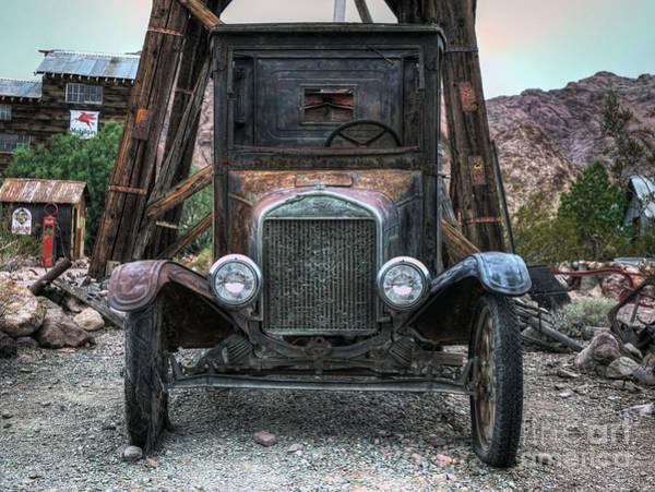 Photograph - Built Ford Tough by Eddie Yerkish