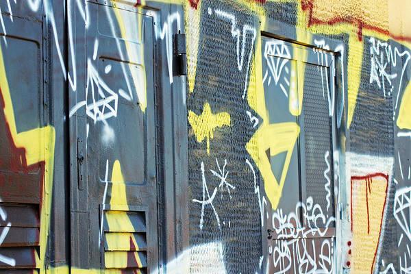 Photograph - Bulgarian Graffiti by Tony Murtagh