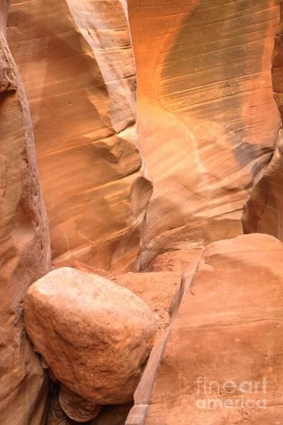 Photograph - Bull Valley Choke Stone by Adam Jewell
