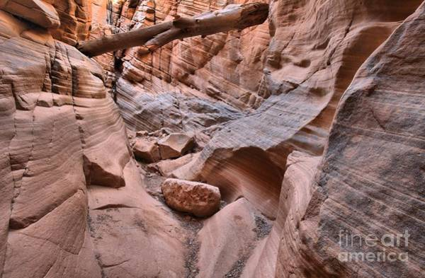 Photograph - Bull Valley Gorge by Adam Jewell