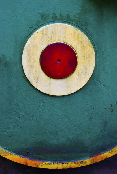 Photograph - Bullseye by Skip Hunt