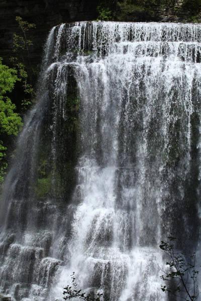 Photograph - Burgess Falls by Harold Rau
