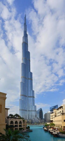 Photograph - Burj Khalifa  by Dragan Kudjerski