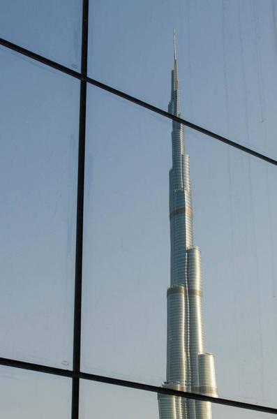 Condos Photograph - Burj Khalifa The Tallest Building by Michael Defreitas