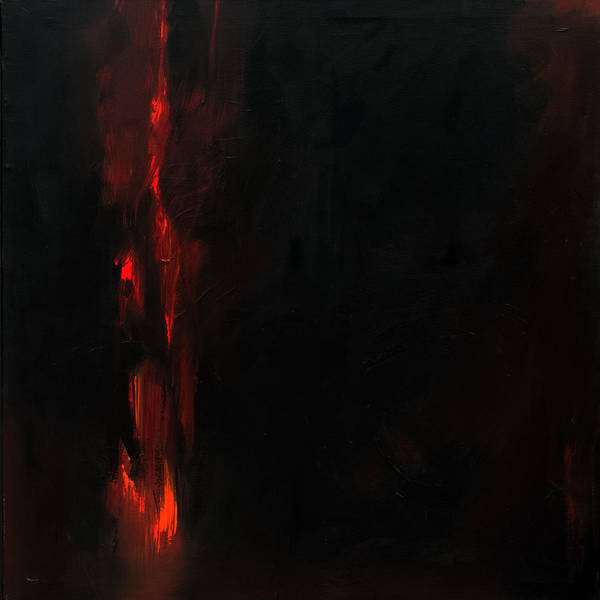 Painting - Burn by Sean Parnell
