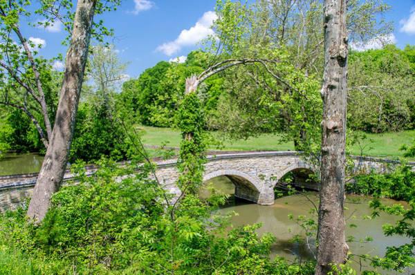 Photograph - Burnside Bridge 2879 by Guy Whiteley