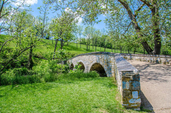 Photograph - Burnside Bridge 2886 by Guy Whiteley