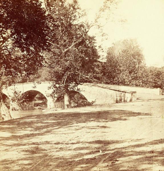 Burnside Bridge Photograph - Burnside Bridge, Antietam by Litz Collection