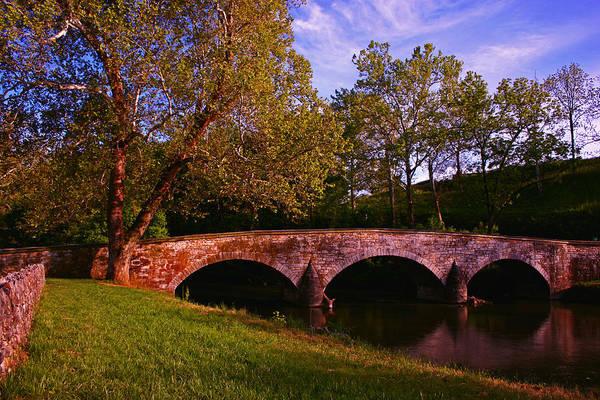 Sharpsburg Photograph - Burnside's Bridge by Andy Lawless