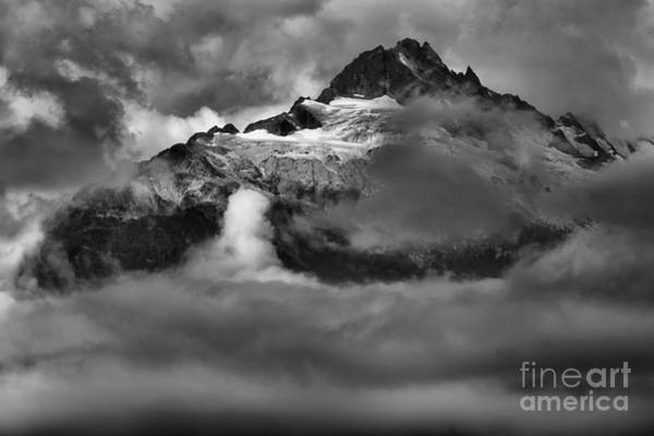 Photograph - Bursting Thrugh The Clouds by Adam Jewell