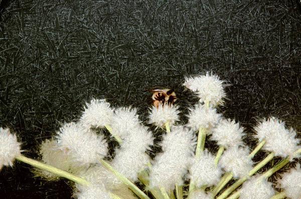 Nectar Mixed Media - Busy Bee by John K Woodruff