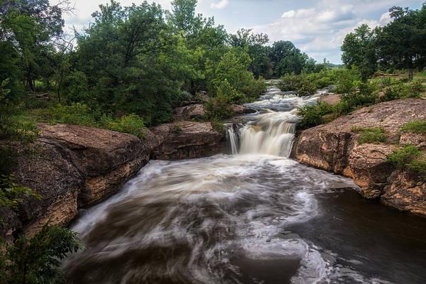 Photograph - Butcher Falls by Scott Bean