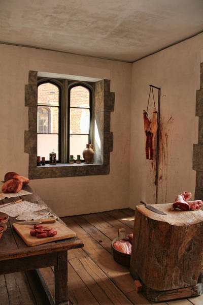 Photograph - Butcher Shop by Nancy Ingersoll