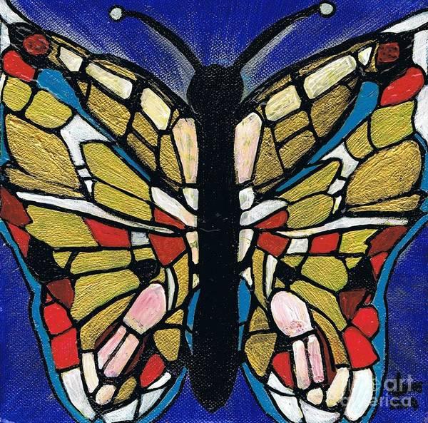 Painting - Butterfly by Karen Jane Jones