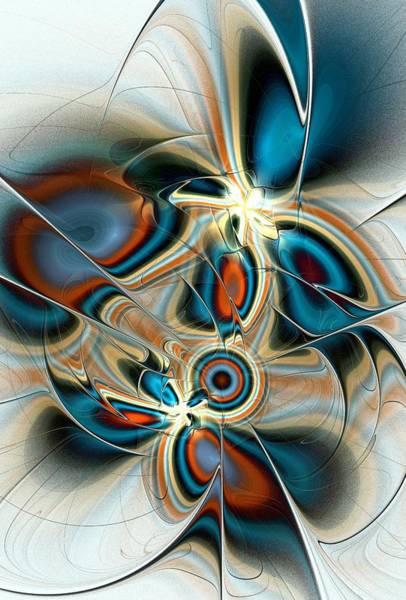 Digital Art - Butterfly Vision by Anastasiya Malakhova