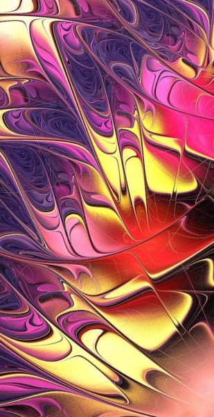 Digital Art - Butterfly Wing by Anastasiya Malakhova