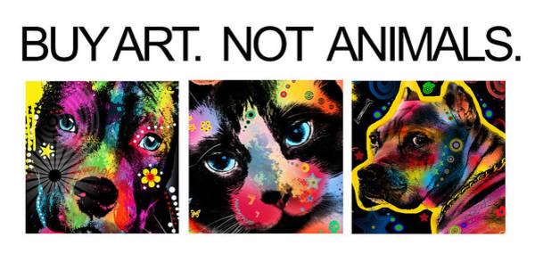 Cool Cat Digital Art - Buy Art 2  by Mark Ashkenazi