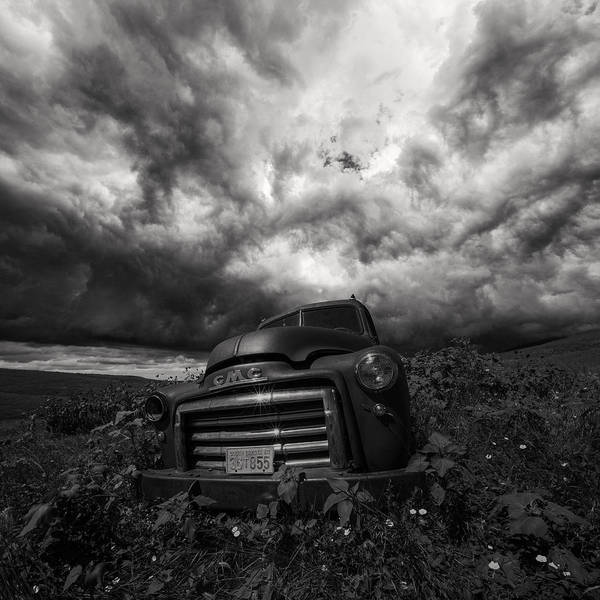 Wall Art - Photograph - Bw Challenge Day 1 by Aaron J Groen