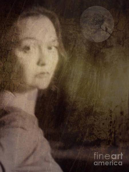 By Moonlight Art Print