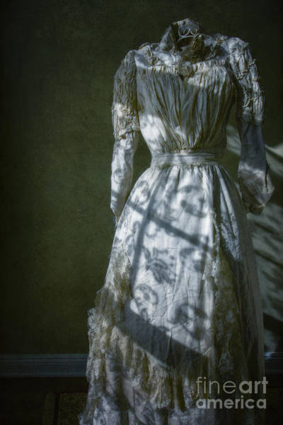 Dress Form Photograph - By Moonlight by Margie Hurwich