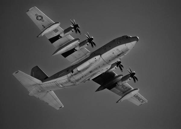 C 130 Photograph - C-130 by Alex Snay