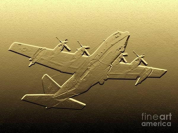C 130 Photograph - C-130 Hercules - Digital Art by Al Powell Photography USA