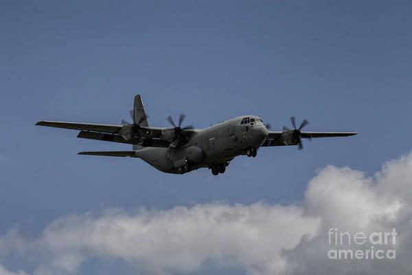 C 130 Photograph - C130 by J Biggadike