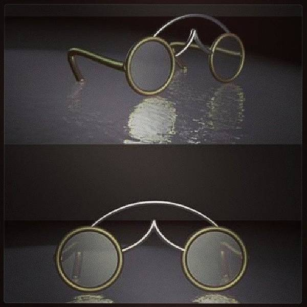 Steampunk Wall Art - Photograph - Spectacles  by Andrew Morican