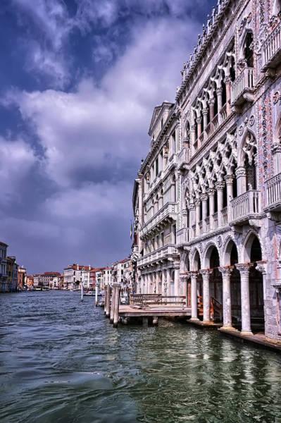 Venezia Photograph - Ca' D'oro Venice by Carol Japp