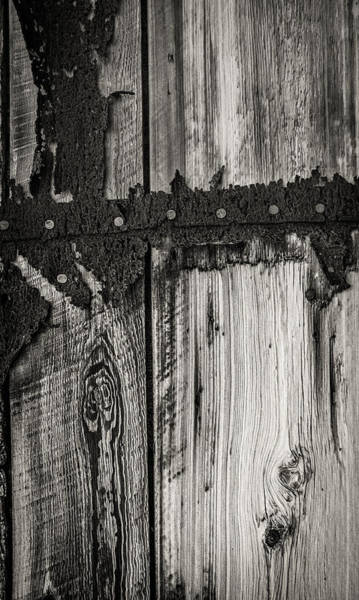 Abandoned House Wall Art - Photograph - Quartz Mountain 1 by YoPedro